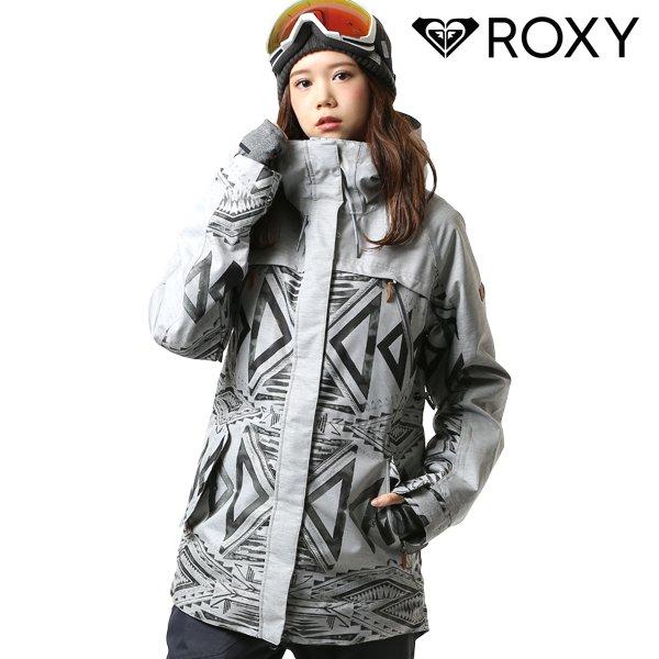 送料無料 スノーボード ウェア ジャケット ROXY ロキシー ERJTJ03166 TRIBE JK 18-19モデル レディース FX J8