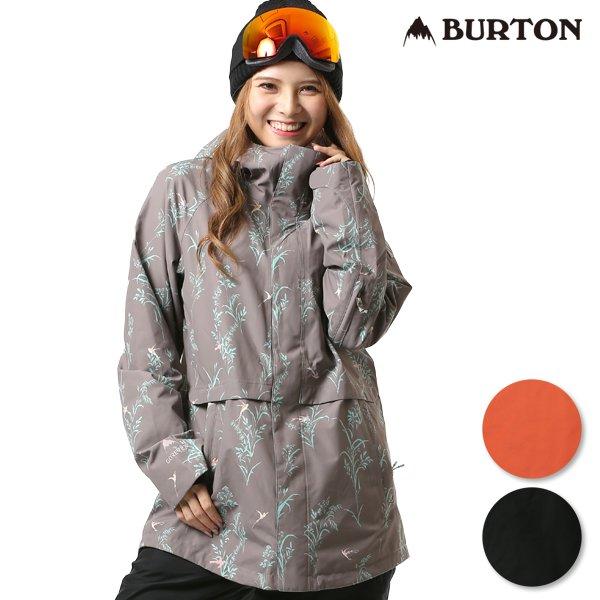 送料無料 スノーボード ウェア ジャケット BURTON バートン W GOR-TX KYL SHL JK 20548100 18-19モデル レディース GORE-TEX FF J20