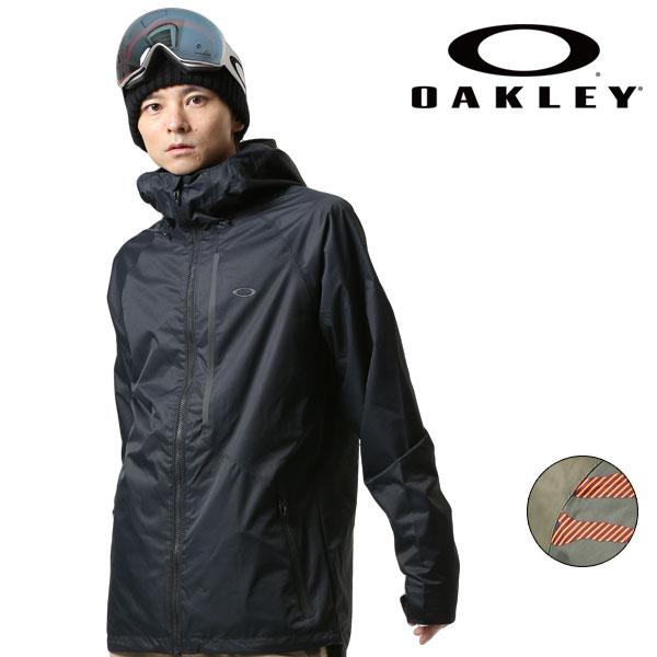 OAKLEY オークリー スノーボードウェア メンズ スノーボード ウェア ジャケット JACKPOT 10K BZS JACKET 412236 17-18モデル F1 I27