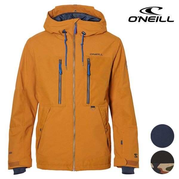 送料無料 スノーボード ウェア ジャケット ONEILL オニール 648-402 18-19モデル メンズ FX L24 MM