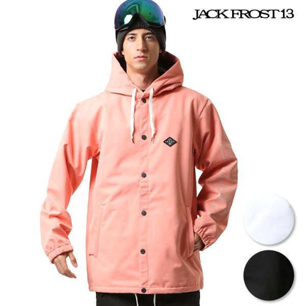 送料無料 スノーボード ウェア ジャケット JACK FROST13 ジャックフロスト JFJ91507 HOODED COACH JK 18-19モデル メンズ G1 J3