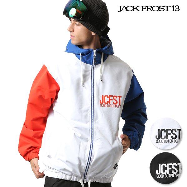 送料無料 スノーボード ウェア ジャケット JACK FROST13 ジャックフロスト JFJ91510 COACH BLOUSON 18-19モデル メンズ FX J3
