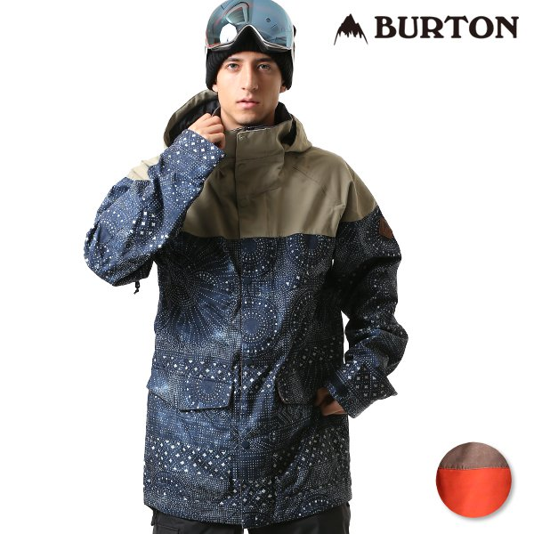 送料無料 スノーボード ウェア ジャケット BURTON バートン MB BREACH SHELL JK 18948101 18-19モデル メンズ FF J31