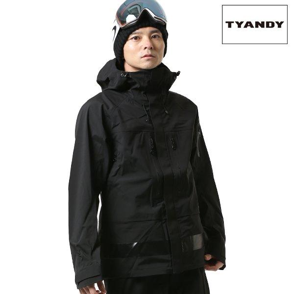 送料無料 スノーボード ウェア ジャケット TYANDY ティアンディ TYJ91002 3L PERFORMANCE JACKET 18-19モデル メンズ FX J6