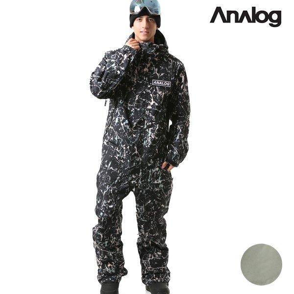 送料無料 スノーボード ウェア ワンピース Analog アナログ AG PNY KEG ONE PCE 18-19モデル メンズ FF K23
