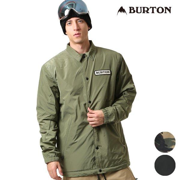 送料無料 スノーボード ウェア コーチ ジャケット BURTON バートン M JPN COACHES JKT 18-19モデル メンズ レディース インナー FF L17