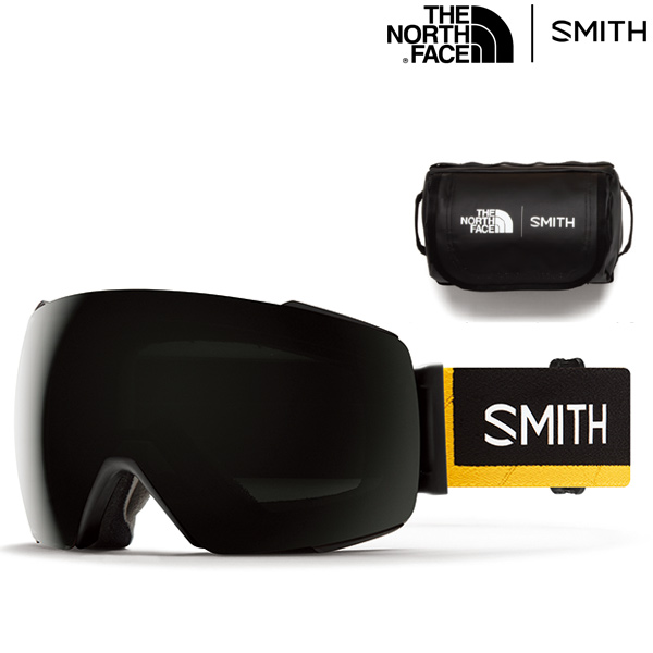 スノーボード ゴーグル SMITH スミス I/O MAG アイオー マグ Austin Smith x The North Face ノースフェイス 19-20モデル GG H29 MM