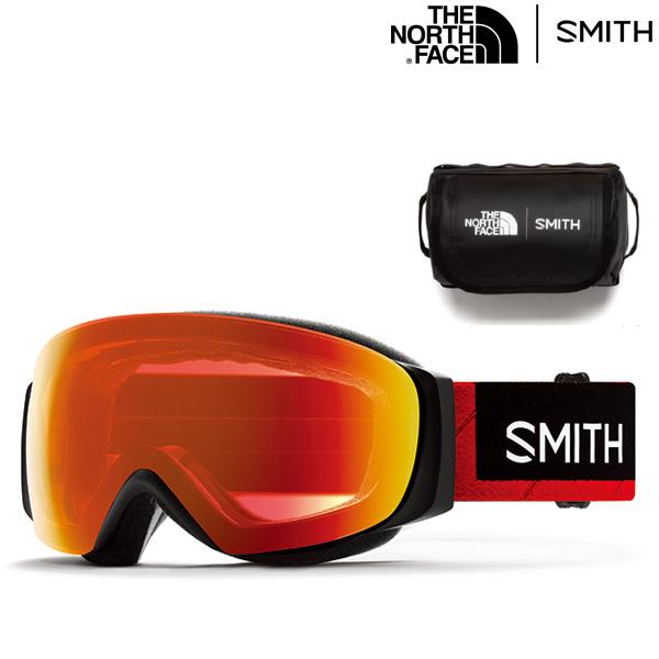 スノーボード ゴーグル SMITH スミス I/O MAG S アイオー マグ エス Smith x The North Face ノースフェイス 19-20モデル 調光レンズ GG H29 MM