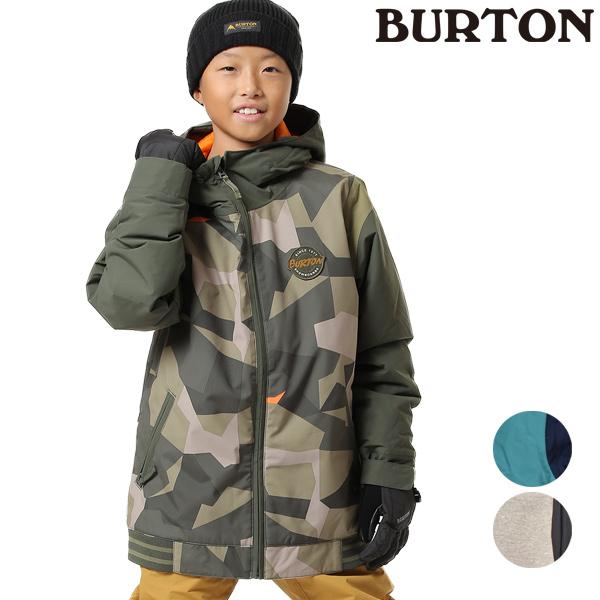 スノーボード ウェア ジャケット BURTON バートン BOYS GAME DAY JK 19-20モデル キッズ ジュニア GG J8 MM