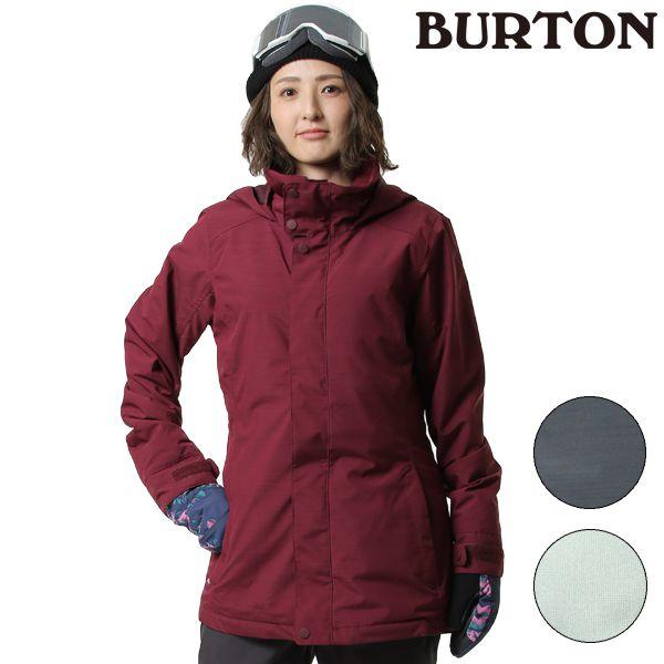 スノーボード ウェア ジャケット BURTON バートン W JET SET JK 19-20モデル レディース GG J5 MM