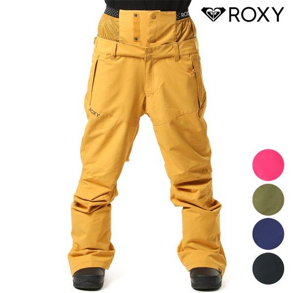 スノーボード ウェア パンツ ROXY ロキシー ERJTP03095 SNOWHOLIC PT 19-20モデル レディース GX H30