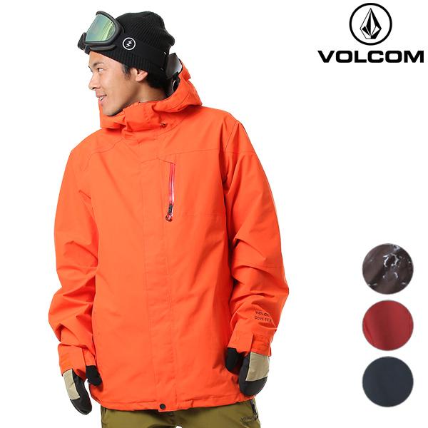 スノーボード ウェア ジャケット VOLCOM ボルコム G0651904 L GORE-TEX JKT 19-20モデル メンズ GG I30