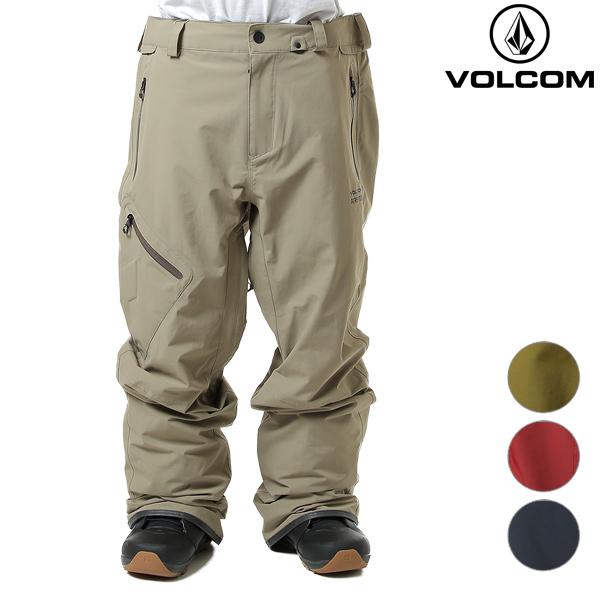 スノーボード ウェア パンツ VOLCOM G1351904 L GORE-TEX Pnt 19-20モデル メンズ GG I30