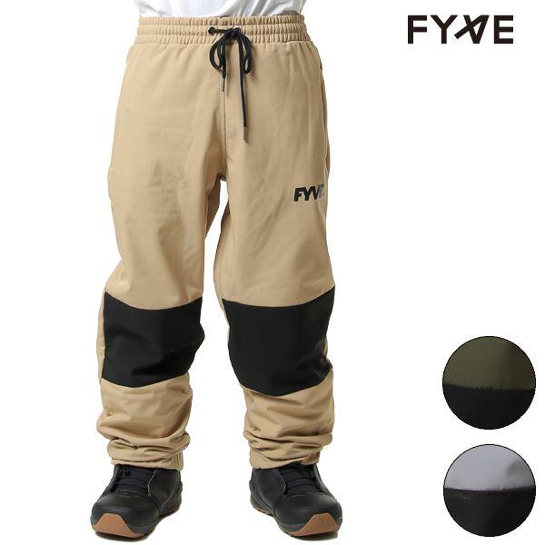 スノーボード ウェア パンツ FYVE ファイブ Knees Pants 19-20モデル メンズ GG J18
