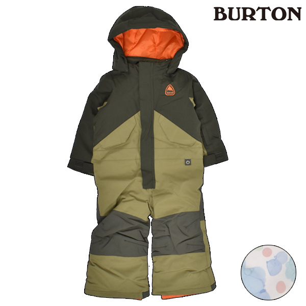 スノーボード ウェア ジャケット BURTON バートン OP TD ONE PIECE 20-21モデル キッズ  HH L5