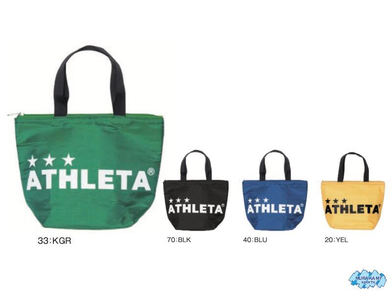 athleta 在庫限り 05236L 保冷トートバッグ ◆高品質 Lサイズ アスレタ フットサル アクセサリー サッカー