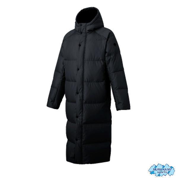 デサント DMMOJC43-BK スーパーロングダウンコート [DESCENTE・トレーニングウェア・ベンチコート・防寒用品・メンズ・NEWモデル・セール品]DESCENTEロングダウンコート