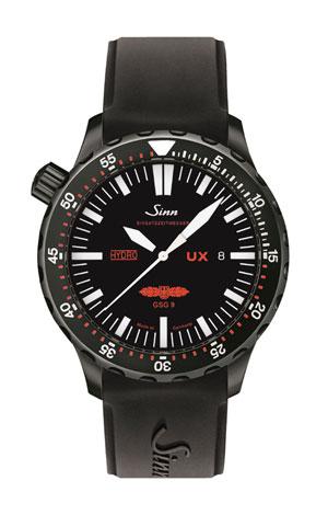 メンズ 腕時計 自動巻 ドイツ ジン UX.S.GSG9 正規品 並行輸入品 Sinn 送料/代引き手数料無料smtb-ms ギフト プレゼント クリスマス 誕生日 記念日 贈り物 人気 おしゃれ ペア 祝い セール 結婚式 メンズ レディース