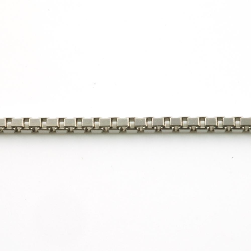 PTネックレス ベネチアンチェーン50cm 2.75g 引輪 0.8BH MV プラチナ 代引手数料無料