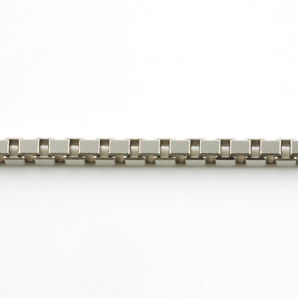 PTネックレス ベネチアンチェーン60cm 4.91g 引輪 1.0BH MV プラチナ 代引手数料無料