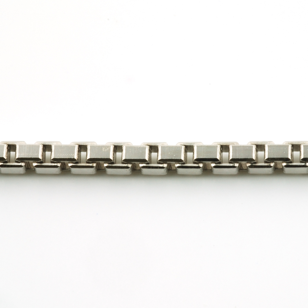 PTネックレス ベネチアンチェーン50cm 8.76g 引輪 1.4BH MV プラチナ 代引手数料無料