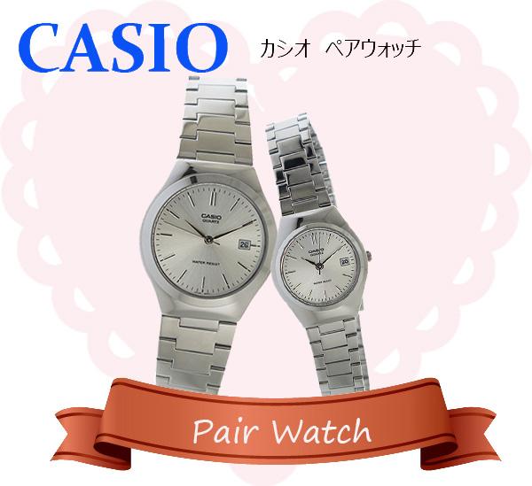 18bb8e2175 カシオ CASIO チープカシオ ユニセックス 腕時計 ペアウォッチ MTP-1170A-7A LTP-