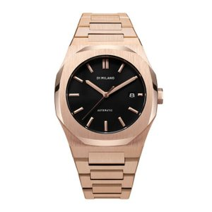 D1 MILANO ディーワンミラノ ATBJ03 P701 Automatic Watch Watch Rose Gold Case with Rose Gold Bracelet,,腕時計 メンズ レディース 有名人愛用 代引き 手数料無料 ギフト プレゼント クリスマス 誕生日 記念日 贈り物 人気 おしゃれ ペア 祝い セール 結婚式 お呼ばれ