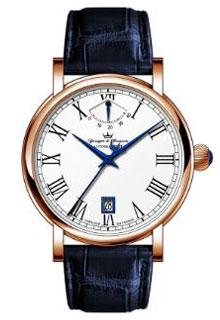 ヨンガー&ブレッソン YBH8568-04 メンズ腕時計Yonger&Bresson フランス 自動巻 送料無料 クリーム×ブラウン プレゼント 記念日 クリスマス 誕生日 贈り物 人気 お祝い ペア おしゃれ 結婚式 メンズ レディース