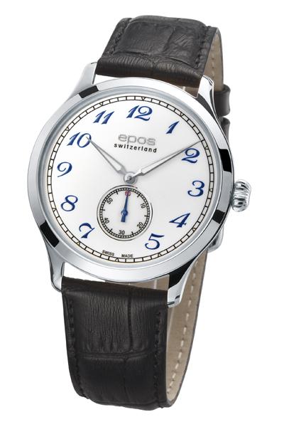 エポス epos 3408awh レザー メンズ originale 腕時計 自動巻 送料無料  プレゼント 記念日 クリスマス 誕生日 贈り物 人気 お祝い ペア おしゃれ 結婚式 メンズ レディース