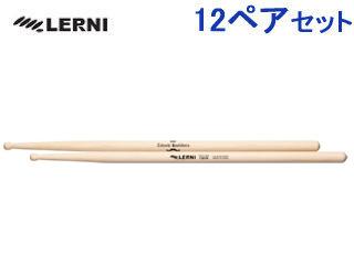 LERNI/レルニ 【12ペアセット!】 S-135TK 柏倉 隆史【シグネチャーシリーズ】 LERNIドラムスティック