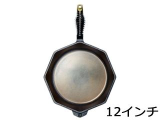 フィネックス フィネックス キャストアイアン スキレット 12インチ S12-10001(蓋無)
