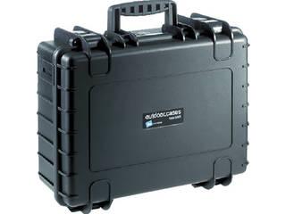 B&Wインターナショナル プロテクタケース 5000 黒 フォーム 5000/B/SI