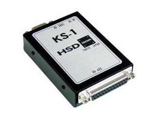 システムサコム工業 RS232C-RS422変換ユニット DOS/V 標準Dsub9ピン対応 (ACアダプタ仕様) KS-1-HSD