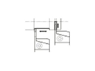 KYOCERA/京セラ 溝入れ用ホルダ KGML2012K-2T17