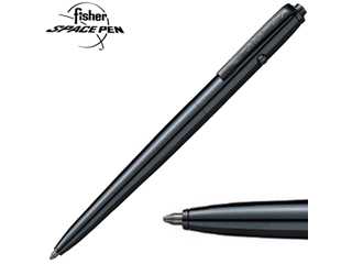 Fisher-Spacepen/フィッシャースペースペン ボールペン■スペースペン/アストロノート【ブラックチタン】■(1010411)