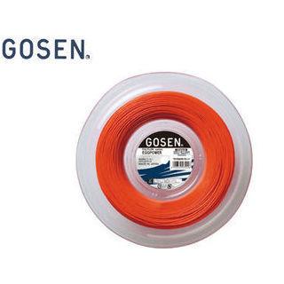 GOSEN/ゴーセン TS1002OR エッグパワー16 200mロール (オレンジ)