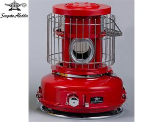 ALADDIN/アラジン 【納期未定】SAG-BF01(R)カセットガス式ポータブル ガス ストーブ レッド