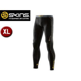 【ネット限定】 SKINS/スキンズ【XL】 DK9905001-BKYL DNAMIC DK9905001-BKYL メンズ ロングタイツ【XL】 メンズ (ブラック×イエロー), 十勝郡:72c3a439 --- supercanaltv.zonalivresh.dominiotemporario.com