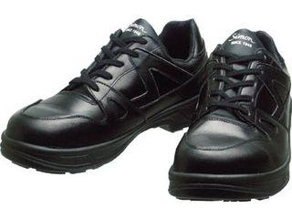 Simon/シモン 安全靴 短靴 8611黒 23.5cm 8611BK-23.5