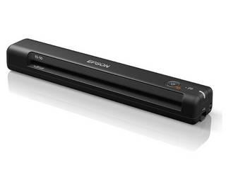 EPSON/エプソン A4モバイルスキャナー/USB対応/片面読取/1枚給紙/約270g/USBバスパワー ES-50