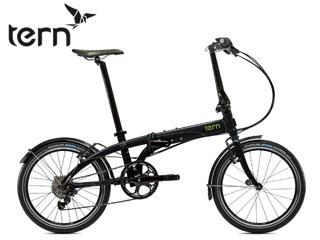 TERN/ターン Link P24h 折りたたみ自転車 【20インチ】 (ブラック/グリーン) メーカー直送品のため【単品購入のみ】【クレジット決済のみ】 【北海道・沖縄・離島不可】【日時指定不可】商品になります。
