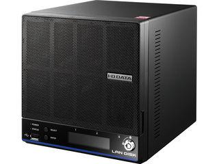 I・O DATA/アイ・オー・データ WD Red 2基 拡張ボリューム採用 高信頼2ドライブビジネスNAS 4TB HDL2-H4