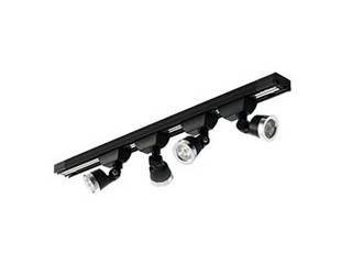 HOBBYLIGHT HOBBYLIGHT 小型トラック照明セット 黒 3000K TL062BK3000