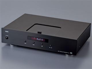 CEC/シーイーシー TL5(ブラック) CDトランスポート