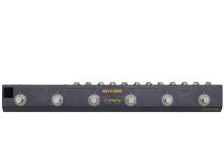 HOTONE/ホットーン Cybery EC-10 ループ・スイッチャー&MIDIコントローラー【サイベリー】