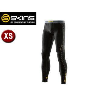 SKINS/スキンズ DK9905001-BKYL DNAMIC メンズ ロングタイツ 【XS】 (ブラック×イエロー)