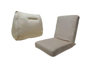 クッション&座椅子セット ベージュ BCSZ BE