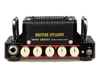 HOTONE/ホットーン British Invasion (ブリティッシュ・インベーション/ギターアンプヘッド) ビンテージVOX AC30のサウンドを再現! 【HOTONE】【HOTONEAMP】