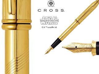 CROSS/クロス 【TOWNSEND/タウンゼント】C-3PO 万年筆 F AT0046D-39FD