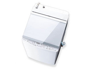 【標準配送設置無料!】 TOSHIBA/東芝 【まごころ配送】AW-10SV8-W[グランホワイト] タテ型洗濯乾燥機 ZABOON[洗濯・脱水10kg、乾燥5kg] 【お届けまでの目安:29日間】
